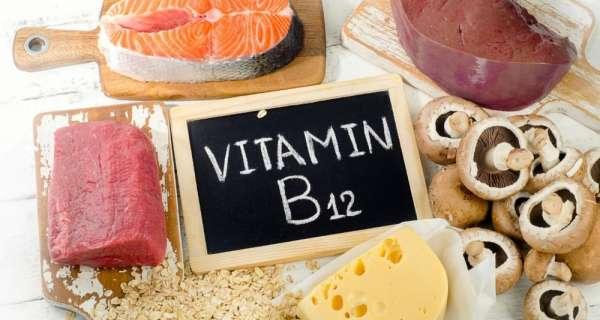 Vucudun En Buyuk Eksigi: B12 Vitamini